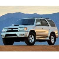 Toyota 4Runner | POLY PERFORMANCE