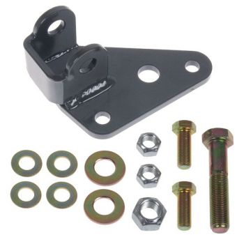 Synergy Jeep JK Steering Stabilizer Relocation Bracket