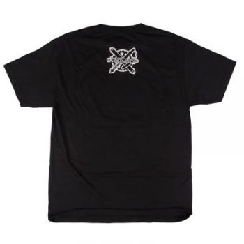Poly Performance Logo Shirt - Black