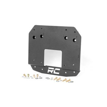 Rough Country 2018 Jeep JL Spare Tire Relocation Plate