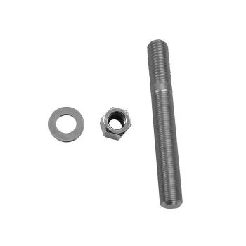 WFO Concepts Chevy D60 Stud, 5/8-11 to 5/8-18, Nut, and Washer