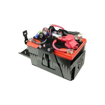 Genesis Offroad 2018+ Jeep JL Dual Battery Kit