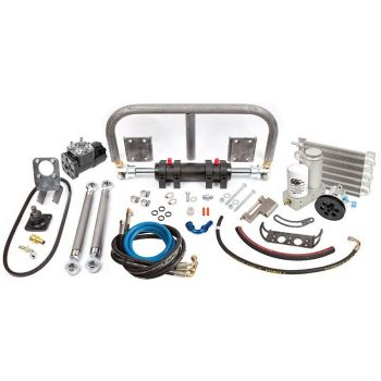 Trail-Gear 2.7L / 3.4L Tacoma Full Hydraulic Steering Kit