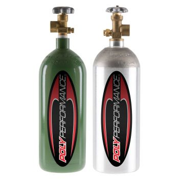 Poly Performance Nitrogen Tanks (Steel or Aluminum)