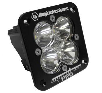 Baja Designs Squadron Pro LED Light, Flush Mount