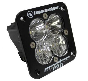 Baja Designs Squadron Sport LED Light, Flush Mount