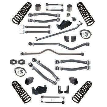 Synergy Jeep JK Stage 3 Suspension System, 4/4.5