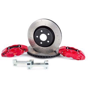 Jeep JK Wrangler Front Brake Kit