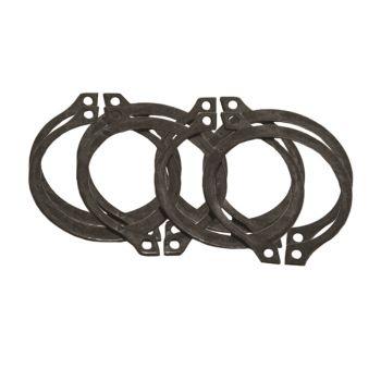 Nitro Gear & Axle 8 Full Circle Snap Rings Fits Dana 44297X U-Joint W/Aftermarket Axle
