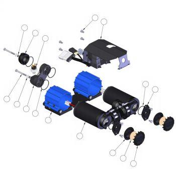ARB Air Compressor Replacement Parts