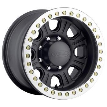 Raceline RT231-AL Monster Premium Aluminum Beadlock Wheel with Aluminum Ring
