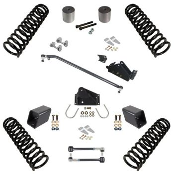 Synergy Jeep JK Stage 1.5 Suspension System, 3
