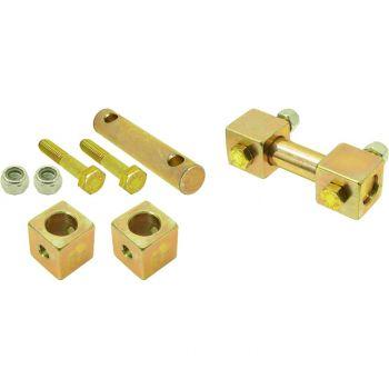 Currie Jeep TJ/LJ Bar Pin Eliminator Kit