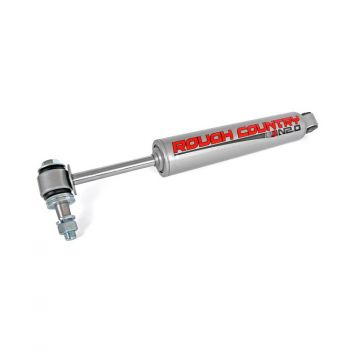 Rough Country Single Steering Stabilizer