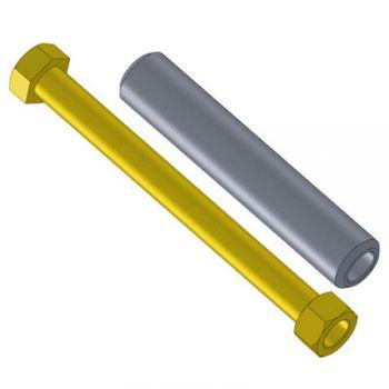 Artec Industries D60 Knuckle Bolt Kit
