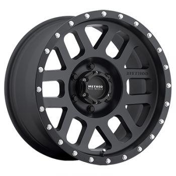 Method Race Wheels MR306 Mesh Matte Black Wheel