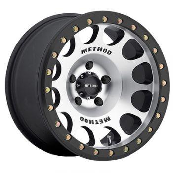 Method Race Wheels MR105 Machined Beadlock Race Wheel