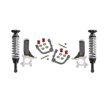 Poly Performance Fox and Total Chaos Toyota Front Coilover Value bundle