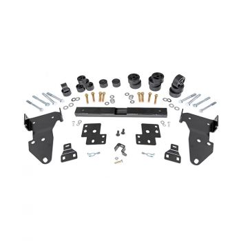 Rough Country 1.25-inch Body Lift Kit for 2015 Chevrolet/GMC Colorado/Canyon