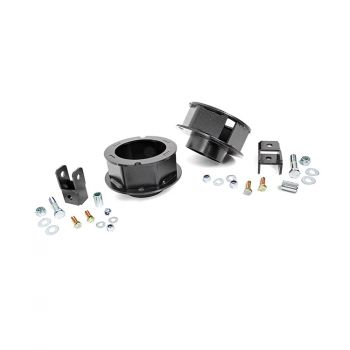 Rough Country 2.5in Dodge Leveling Lift Kit Dodge 14-15 RAM 2500/3500
