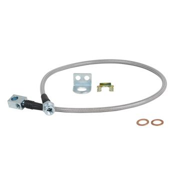 Trail-Gear Jeep TJ, YJ, MJ, XJ Front & Rear Brake Line Kits