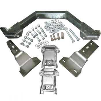 Advance Adapters Chevy V8 Engine into 97-08 Jeep TJ Mount Kit