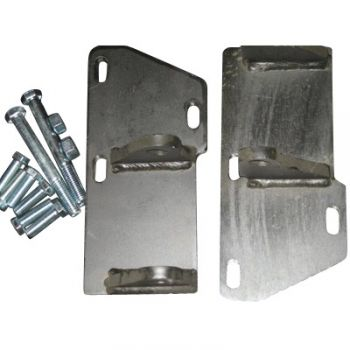 Advance Adapters Chevy V8 into 4WD Chevy S10 Engine Mount Kit