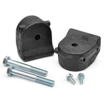 Rough Country 05-11 Ford F250 Super Duty 4WD 2.0