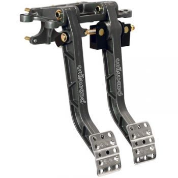 Wilwood Floor Adjustable Forward Mount Pedal Assembly