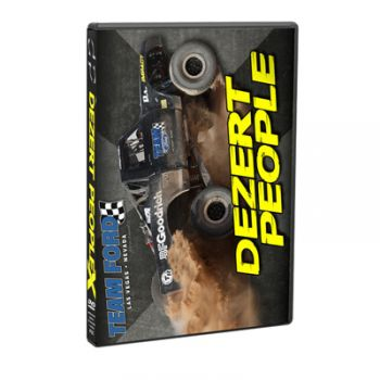 Dezert People X DVD