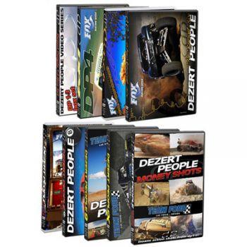 Dezert People 1-10 & Money Shots Box Set