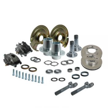 Solid Axle Industries D44 Front End Kit