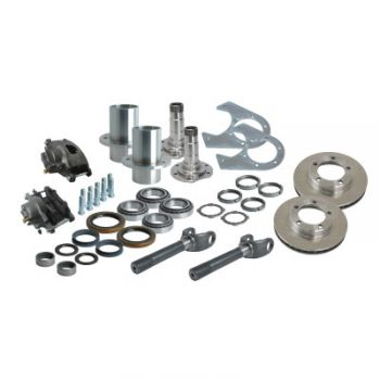 Solid Axle Industries D60 Front End Kit