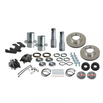 Solid Axle Industries D60 Full Floating Rear End Kit
