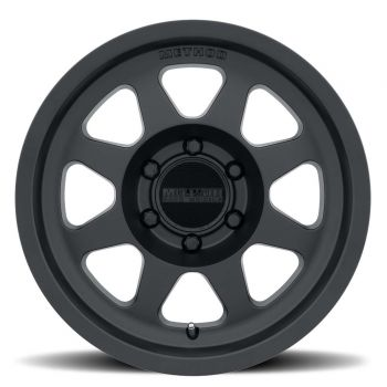 Method MR701 Matte Black Trail Series Wheel
