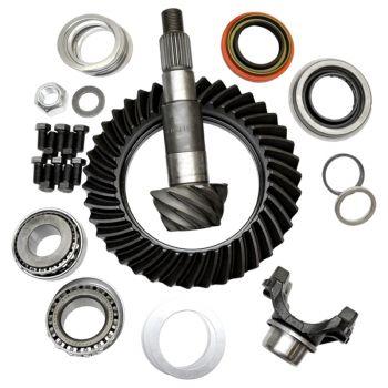 Nitro Gear & Axle Dana 44 Ring and Pinion Gears, Big Pinion Upgrade