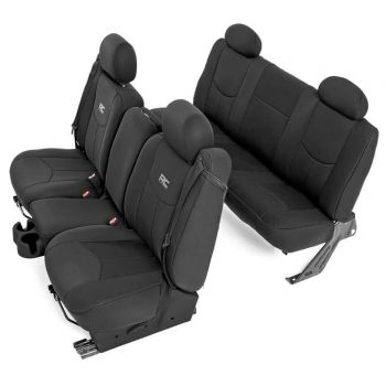 Rough Country 99-06 Chevrolet 1500 Seat Covers