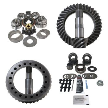 Revolution Gear & Axle Front and Rear Gear Package for 96-04 Jeep Cherokee