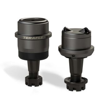 TeraFlex Up//Low Ball Joints w//out Knurl for 97-06 Jeep TJ 1353100 Dana 30-44