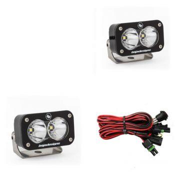 Baja Designs S2 Pro LED Light, Pair