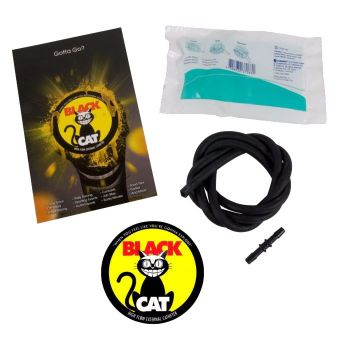 Black Cat High Flow External Catheter Kit
