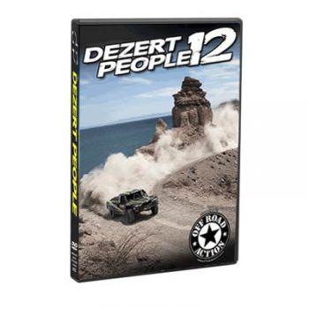 Dezert People 12, DVD