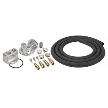 Derale Oil Filter Relocation Kit