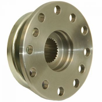 Trail-Gear Triple Drilled Flange with Dust Shield