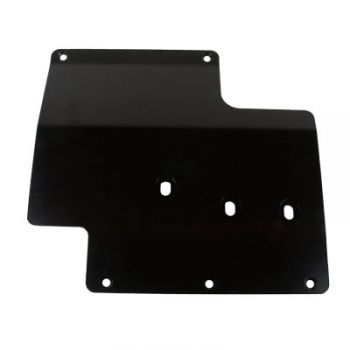Synergy Jeep JK Standard Duty Skid Plate: Transmission