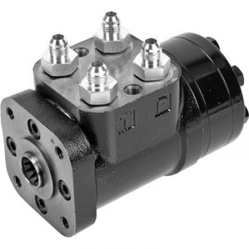 Trail-Gear Orbital Steering Control Valve