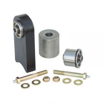 Currie 4WD XJ/TJ/LJ/MJ Front End Housing Johnny Joint Kit
