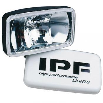 IPF 7inch Amber 55w Driving Light Kit