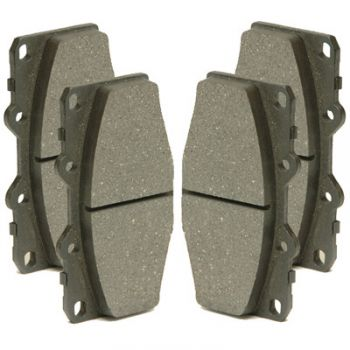 Trail-Gear 79-95 Toyota Front Brake Pad Set