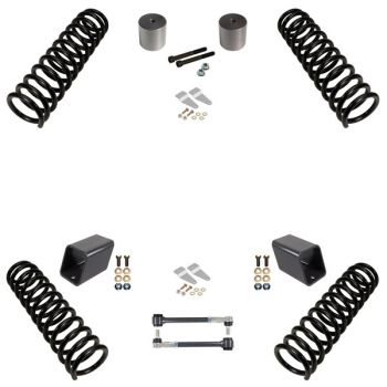 Synergy Jeep JK Starter Suspension System, 2